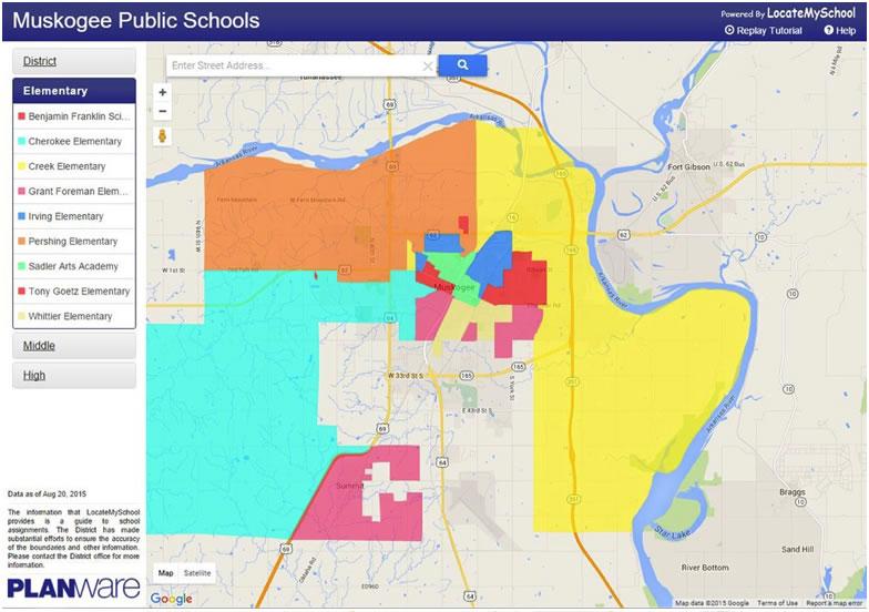 Muskogee Public Schools