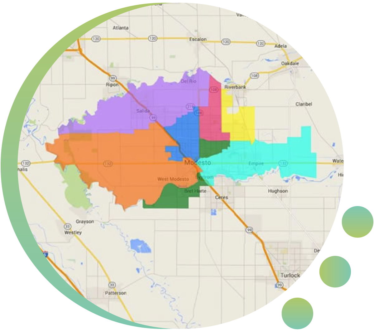 Boundary Planning Services by Educational Data Systems