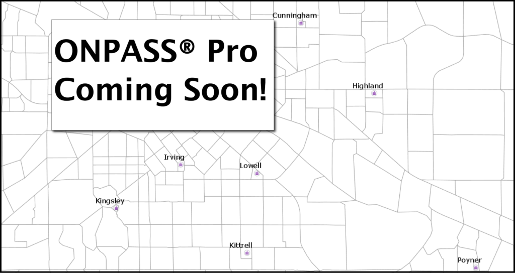 ONPASS® Pro is Coming Soon!