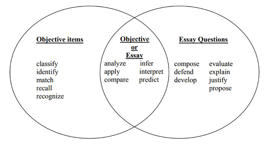 Figure 1. Directive Verbs and Item Types
